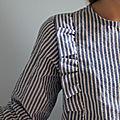 Une blouse de printemps