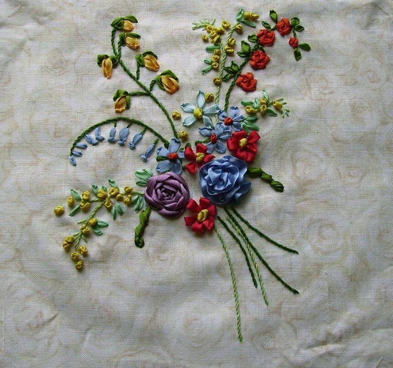 farandole bouquet rubans