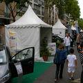 Samedi 20 septembre 2009, <b>journée</b> <b>sans</b> <b>voitures</b> à Boulogne BIllancourt