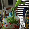 Splatoon essai gravity cake