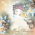 The Magic of December - Kit by Ilonka's Scrapbook Designs