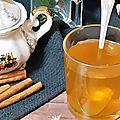 té de jengibre (thé au <b>gingembre</b>)