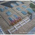 Village de Montagne : La Maison aux Volets Bleus