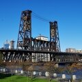 Steel Bridge Portland