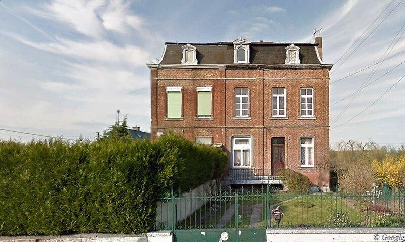 SAINS DU NORD-Rue Sadi Carnot7