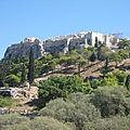 Grèce, retour à Athènes (7/9). Une tentative de sauvetage urbanistique, le parc archéologique.
