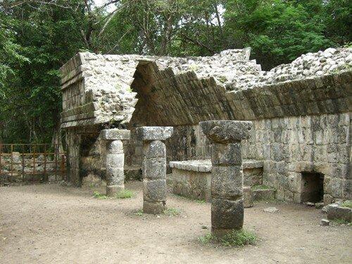Chichen Itza - Steam Baths