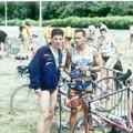 Juin 1994, avec Juju.