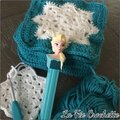 Point couvertures au crochet