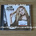 Maxi CD What The Hell-version européenne (2011)