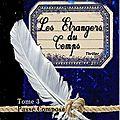 Les étrangers du temps passé composé (tome 3), corinne gatel chol