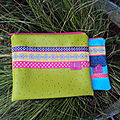 trousse simili