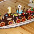 Gâteau tra