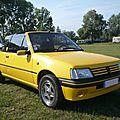 Peugeot cabriolet 205 1994