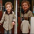 Un manteau de petit mec bien chaud