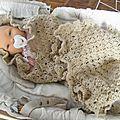 layette fait main pour bébé
