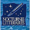 Nocturnes litteraires 2014