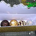 Boite de chocolat ferrero