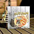 Mini autumn - invitée créative la compagnie des elfes