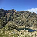 Randonnées en Ariège et en Suisse