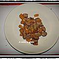 Gnocchis à la <b>farine</b> de <b>châtaigne</b> façon automnale