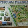 Le jardin botanique de kyoto