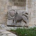grece nauplie le lion venitien