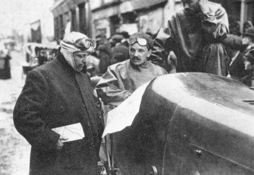 1903 gordon bennett trophy, athy, northern ireland - fernand gabriel (mors z) 4th 1