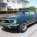 FORD Mustang 2door hardtop 1967