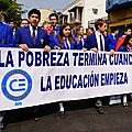 12 - La pauvreté cesse quand l'éducation commence