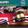Le « misérable petit ver » assange devrait se rendre, déclare un sous-secrétaire d'état britannique