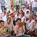 Nouvel an <b>Khmer</b> à Kien Kleang