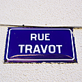 Chantonnay (85), rue Travot