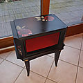 <b>Table</b> de <b>chevet</b> chinoisante