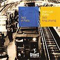 Jean-Luc Ponty - 1964 - Jazz In Paris, Jazz Long Playing (Gitanes)