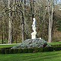 Statue du chateau de nieuil