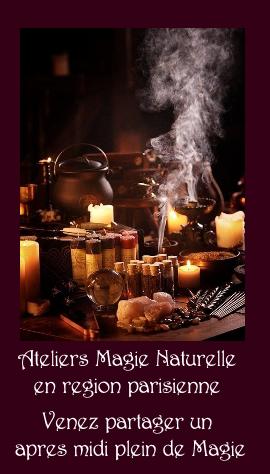 Ateliers magiques
