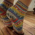 Les chaussettes de l'archiduchesse