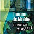 L'anneau de moebius de franck thilliez