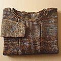Celle qui a passé l'hiver à tricoter #6