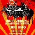 EL NEWSIC Tony Rios & Joris Voorn@Soundstation 03.03.07