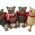 Pablo the serious cat - <b>Knit</b> <b>a</b> <b>miracle</b> - Nelly Shkuro