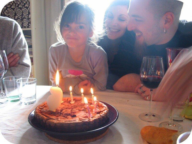 Matilda's birthday