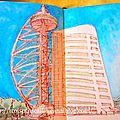 Lisbonne éternelle : escapade hivernale #6 le parc des nations, modern architecture...