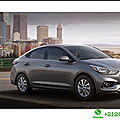 <b>Location</b> voiture Casablanca – La Hyundai Accent 2019