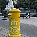 Barcelone, La Rambla, boites aux lettres_5066