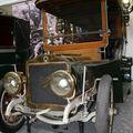 BRASIER Coupé chauffeur KD (1908)