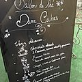 Dog-friendly Café : <b>Dame</b> cake - <b>Rouen</b>