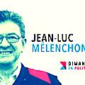 DIMANCHE EN POLITIQUE SUR FRANCE 3 N°34 : <b>JEAN</b>-<b>LUC</b> <b>MELENCHON</b>