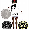 The hate u give - Angie Thomas - Editions Nathan